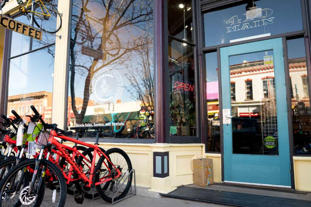 Red Canyon Cycles – The Bean Pedaler