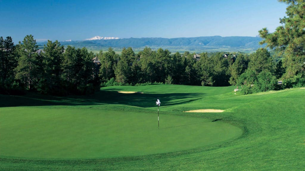The Ridge At Castle Pines Golf Course