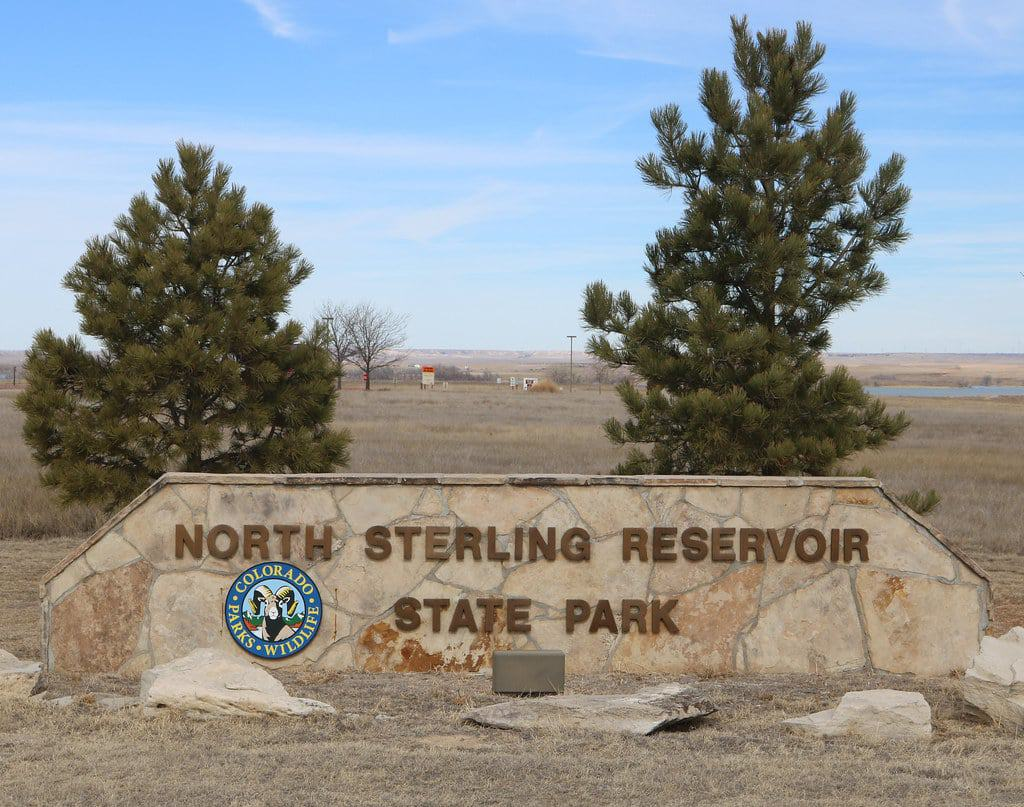 North Sterling Reservoir State Park