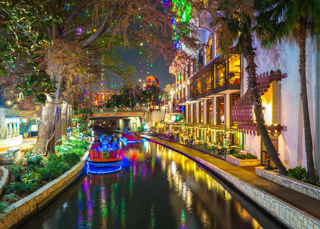 River Walk Cruise, San Antonio