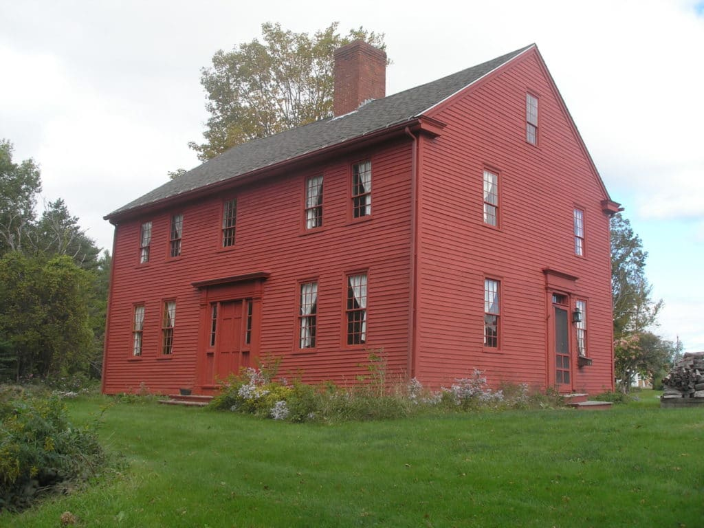 Colburn House State Historic Site