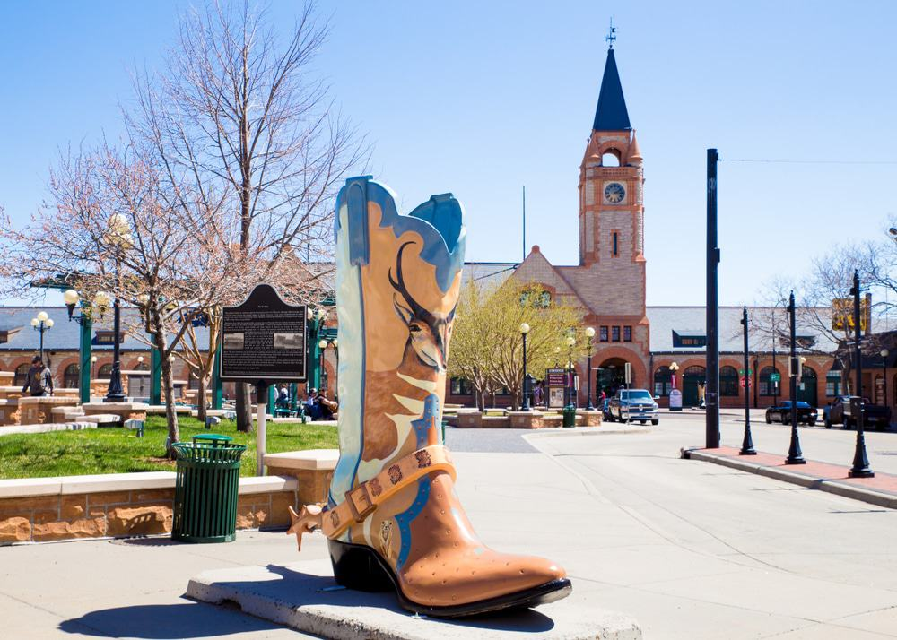 Historic Downtown Cheyenne