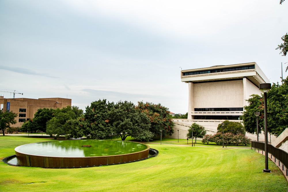 LBJ Presidential Library and Museum