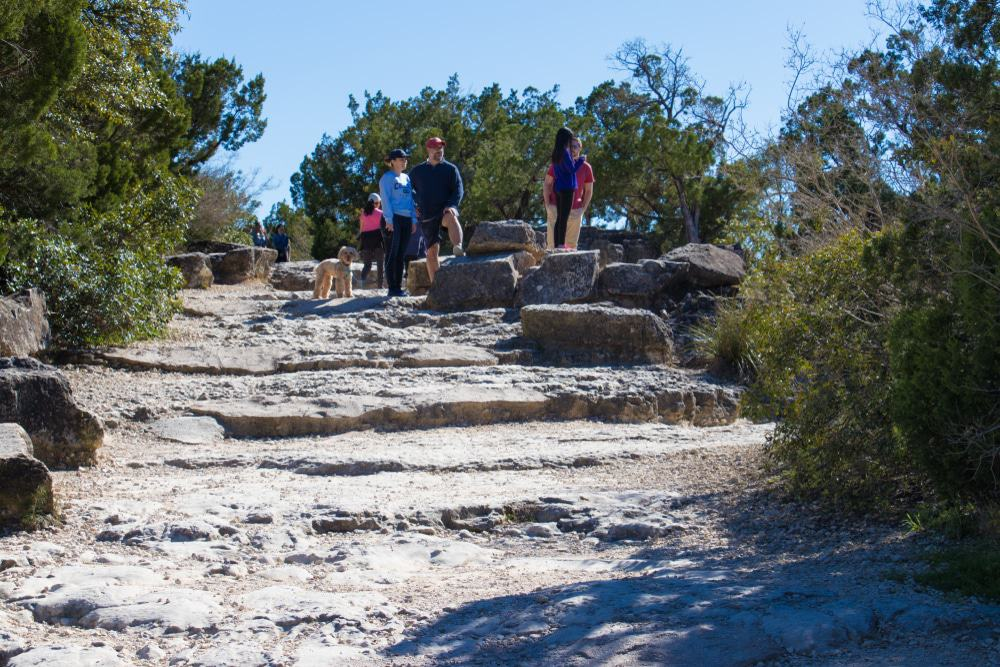 Mount Bonnell Hiking
