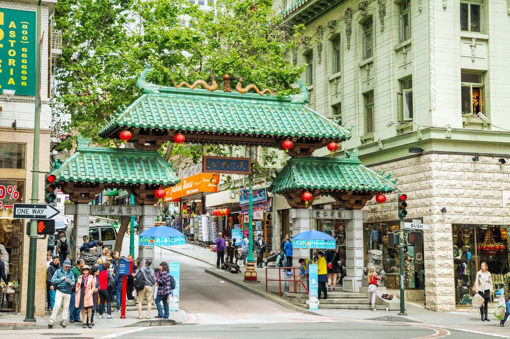 Dragon's Gate, San Fransisco