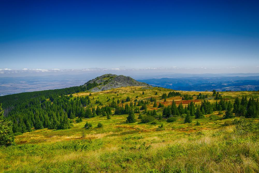 Vitosha Mountain Nature Park