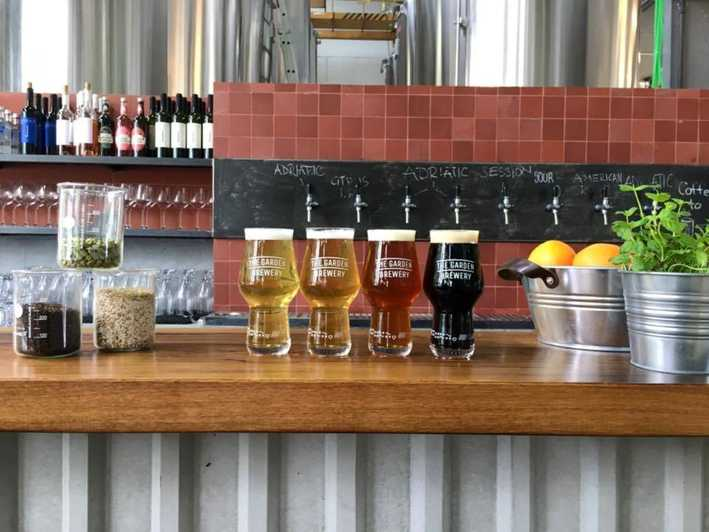Guided Breweries Tour, Zagreb