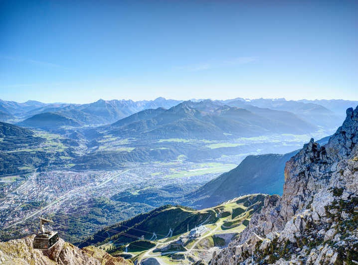 Top of Innsbruck: Roundtrip Cable Car