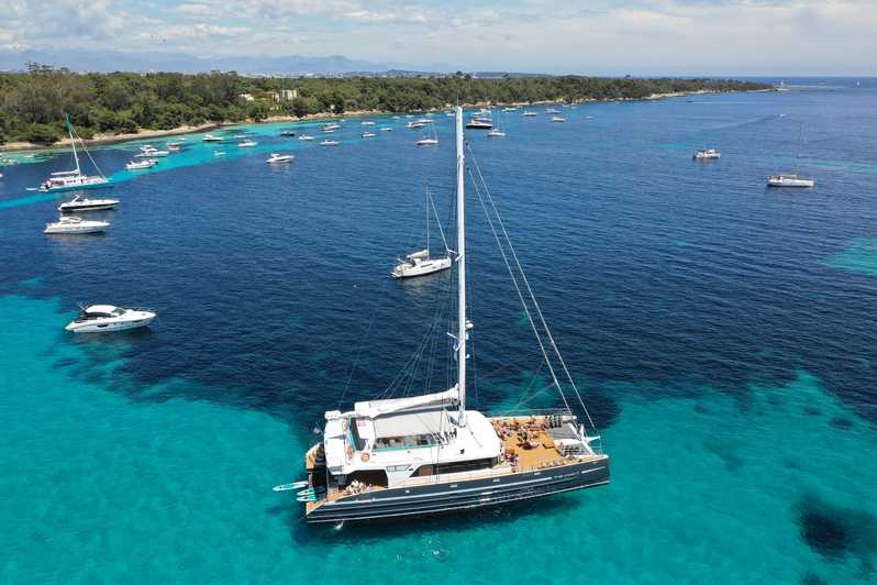 Half-Day Catamaran Cruise with Lunch