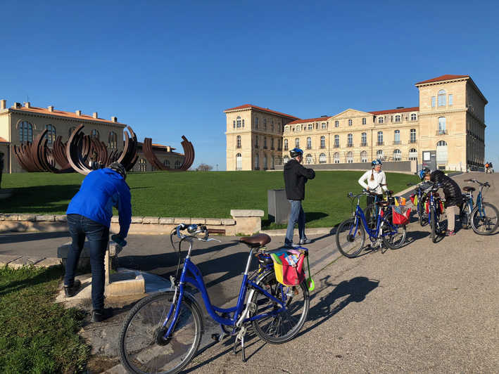 Seaside Tour by Electric Bike - Marseille