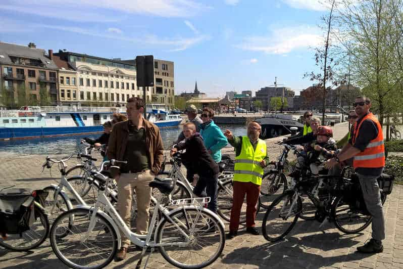 Antwerp Cycle Tour