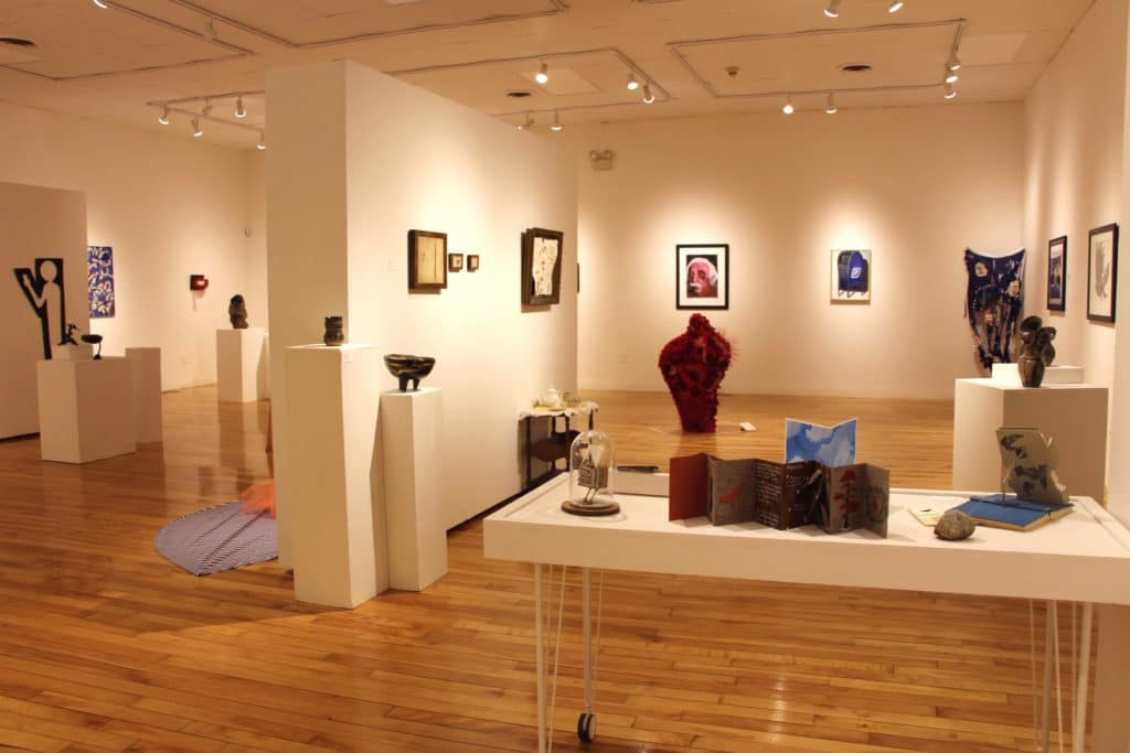 Art Gallery Of The University Of Southern Maine