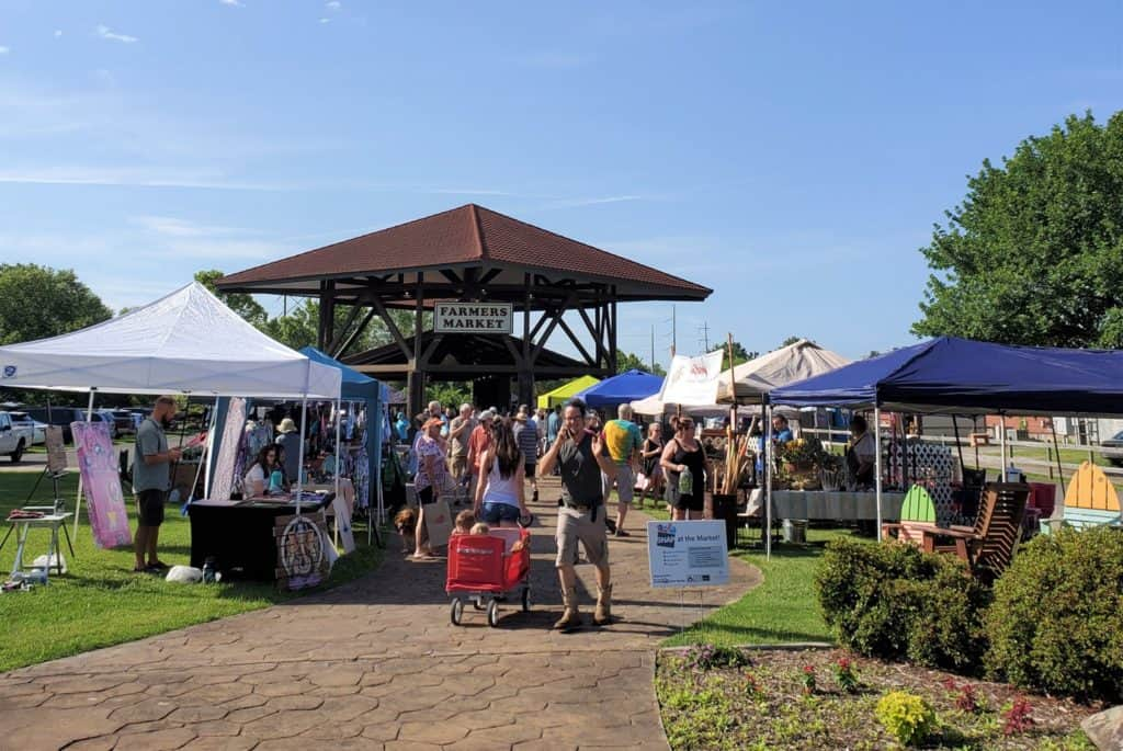 Hot Springs Farmer's & Artisans Market