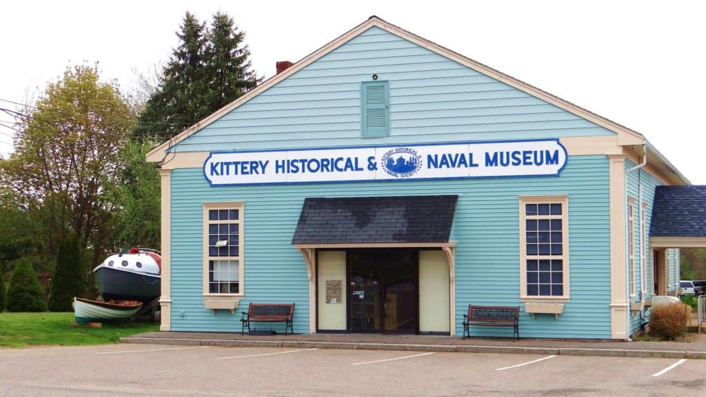 Kittery Historical & Naval Museum