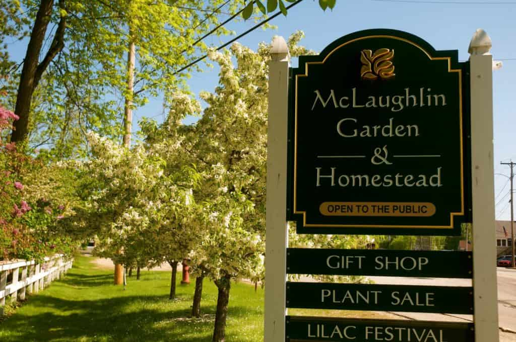 McLaughlin Garden And Homestead