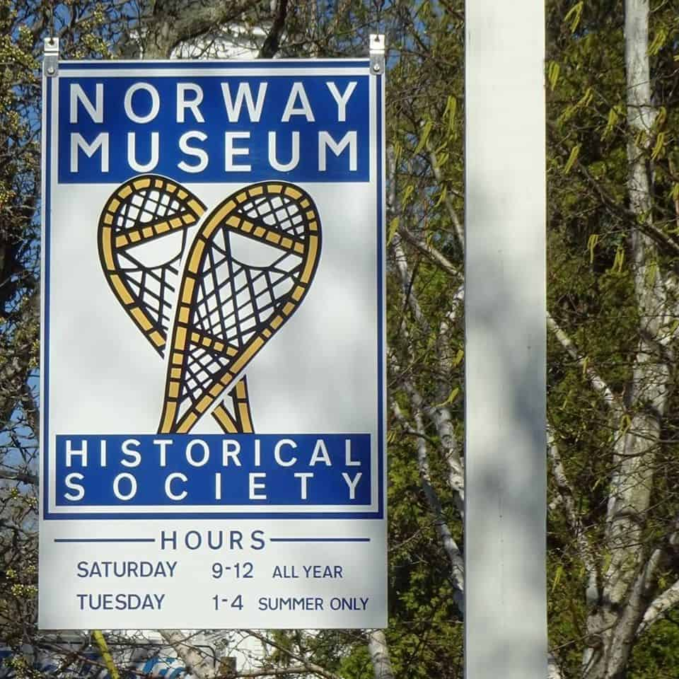 Norway Historical Society Museum