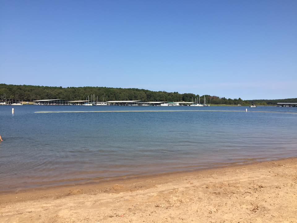 Sandy Beach, Heber Springs