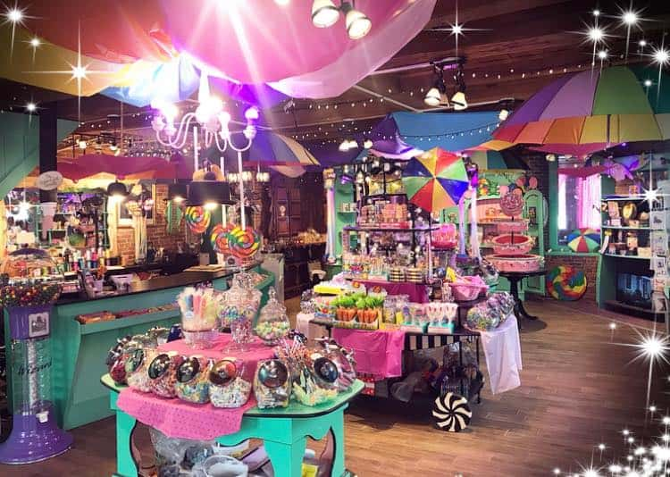 Scrummy Afters Candys Shoppe