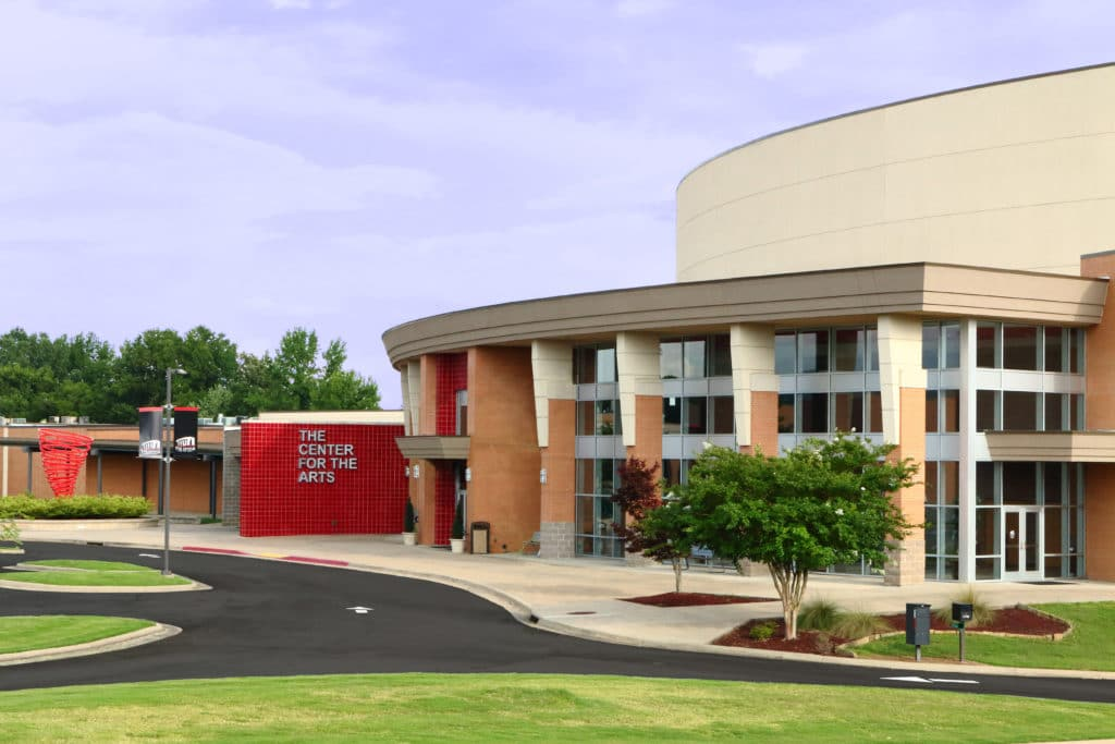 The Center For The Arts, Russellville