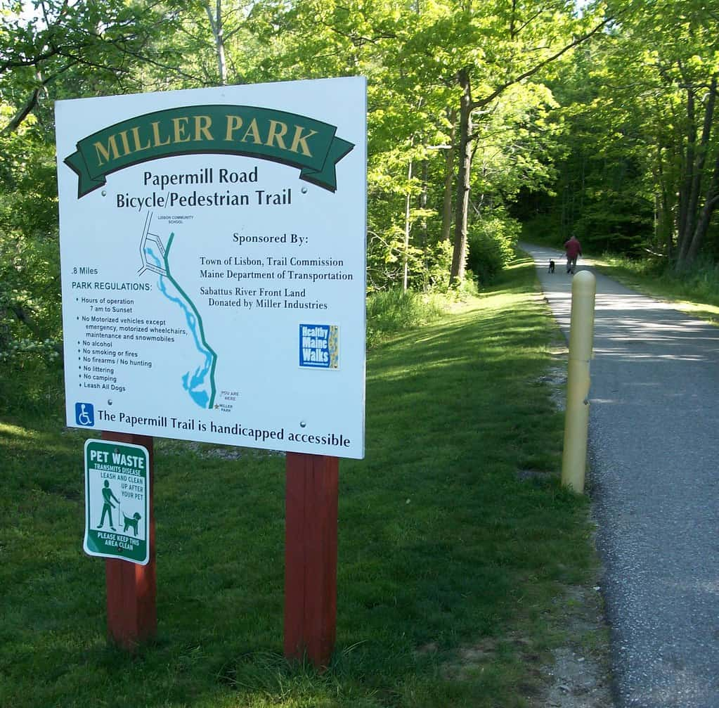 Papermill Trail