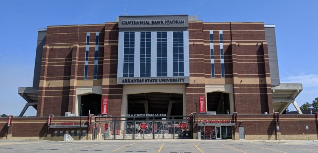 Centennial Bank Stadium