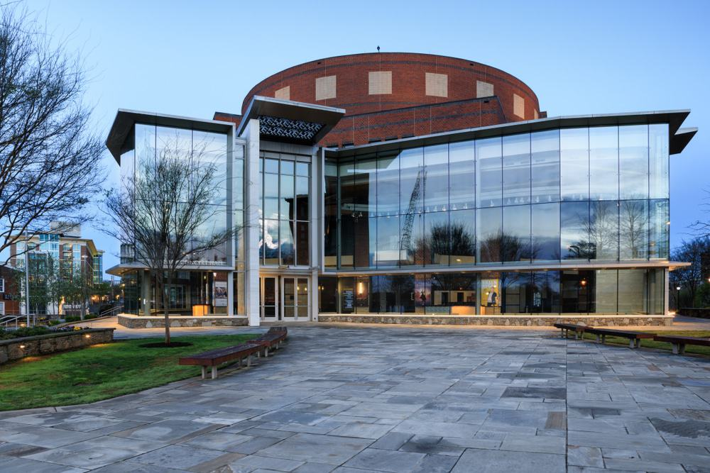 Peace Center for Performing Arts