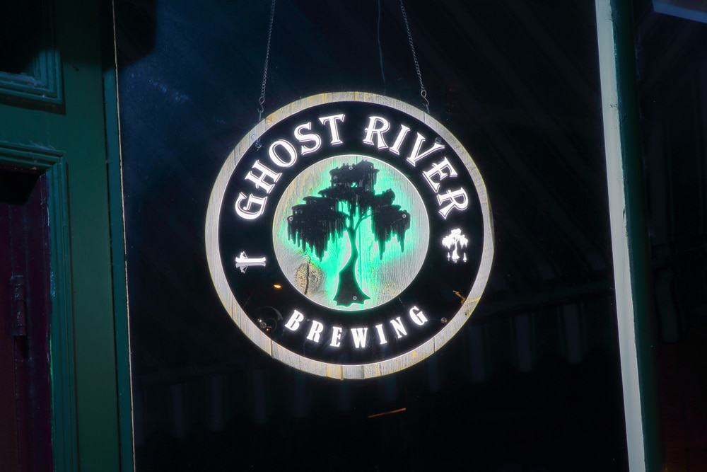 Ghost River Brewing Company In Memphis