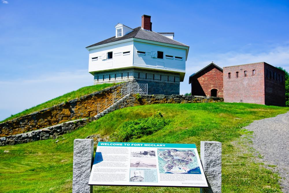 Fort McClary State Park