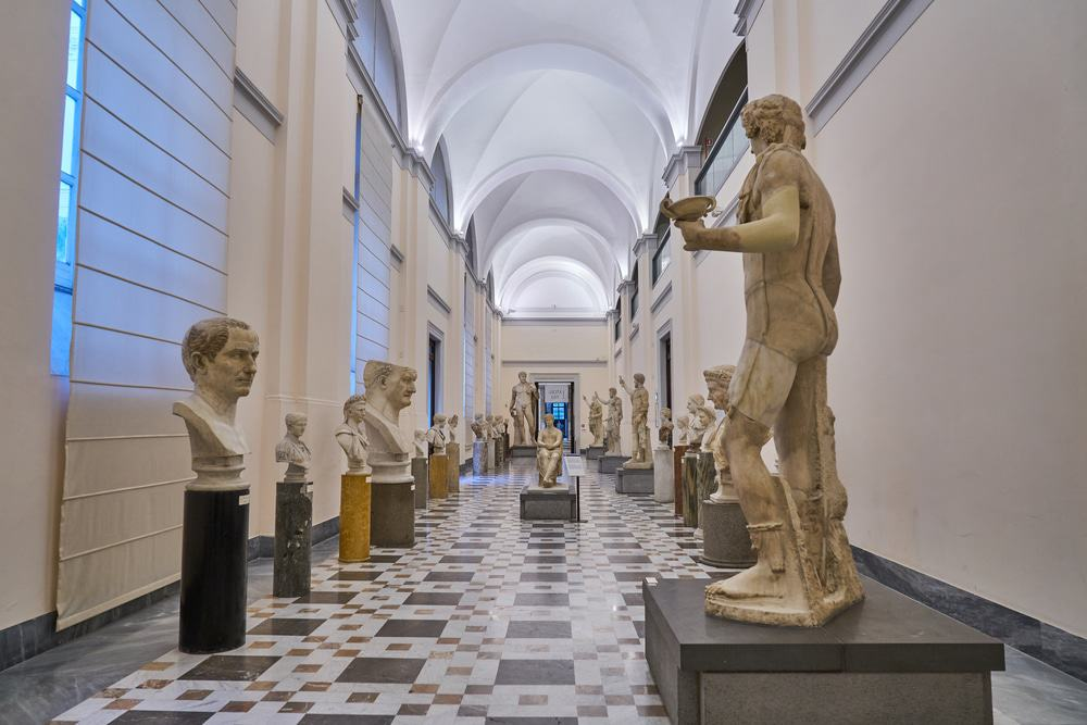 Archaeological Museum, Naples