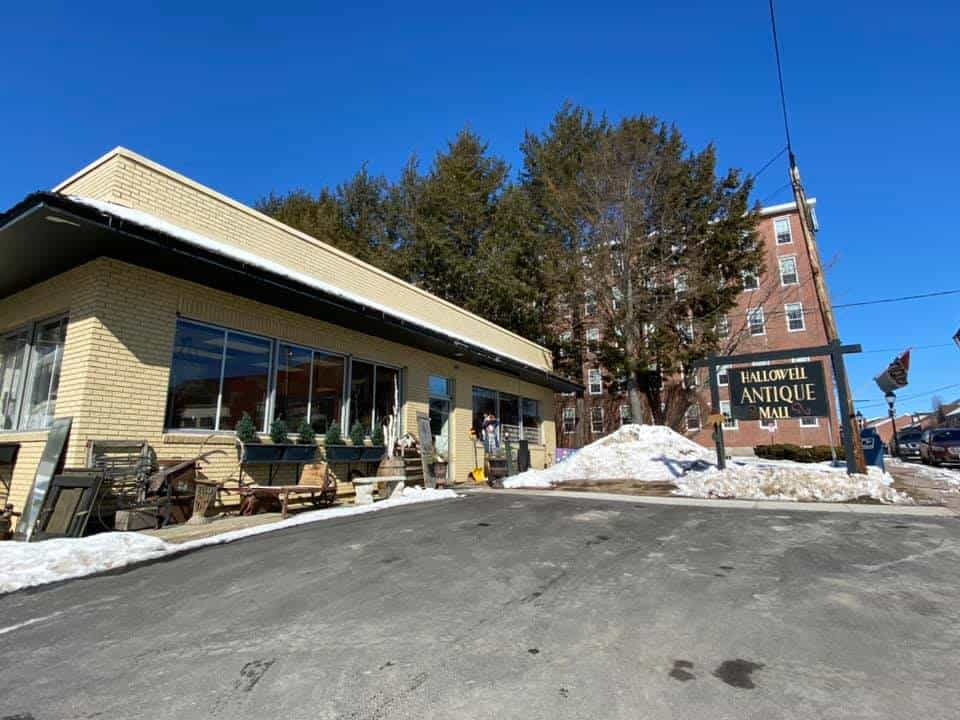 The Hallowell Antique Mall