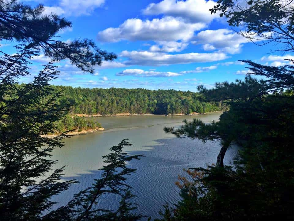 Harpswell's Cliff Trail