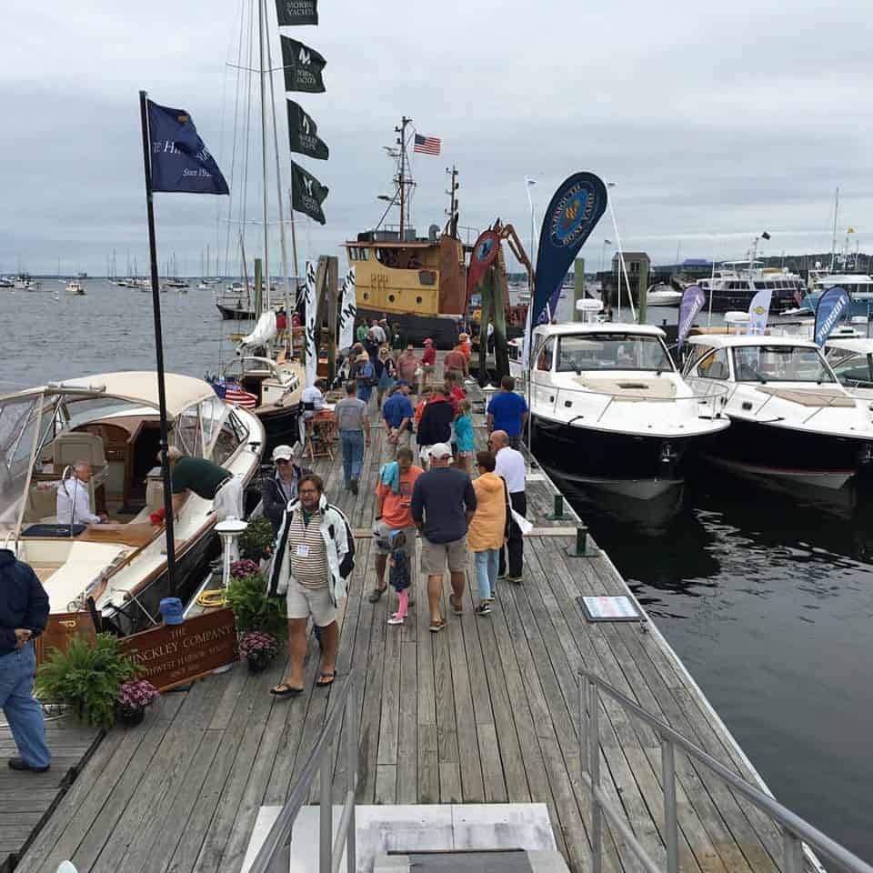 Maine Boats, Homes, And Harbors Show