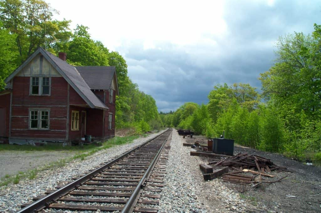 Southern Bangor And Aroostook Trail