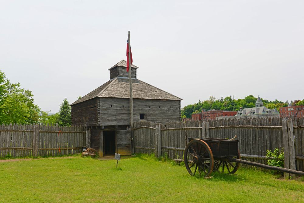 Old Fort Western Museum
