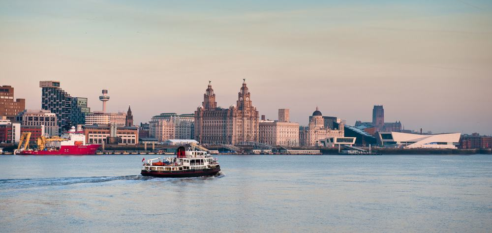 River Mersey, Liverpool