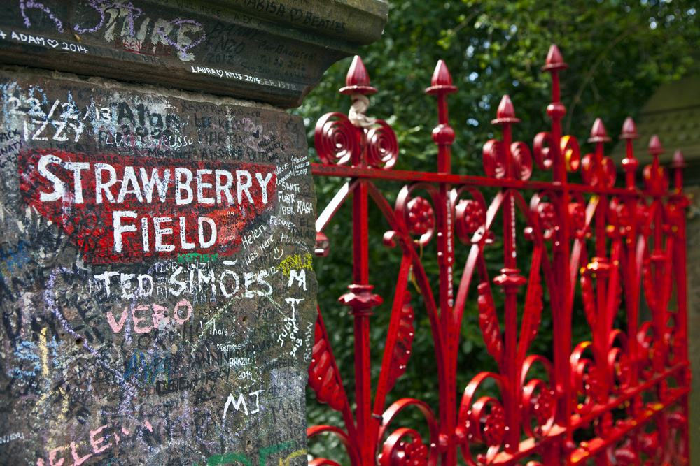 Strawberry Field, Liverpool