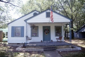 President Clinton's Birthplace and Home