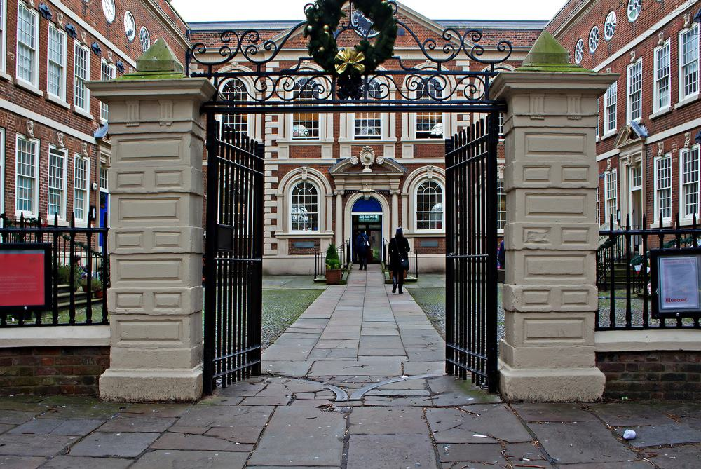 The Bluecoat, Liverpool
