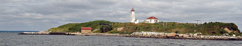 Falkner's Island Lighthouse