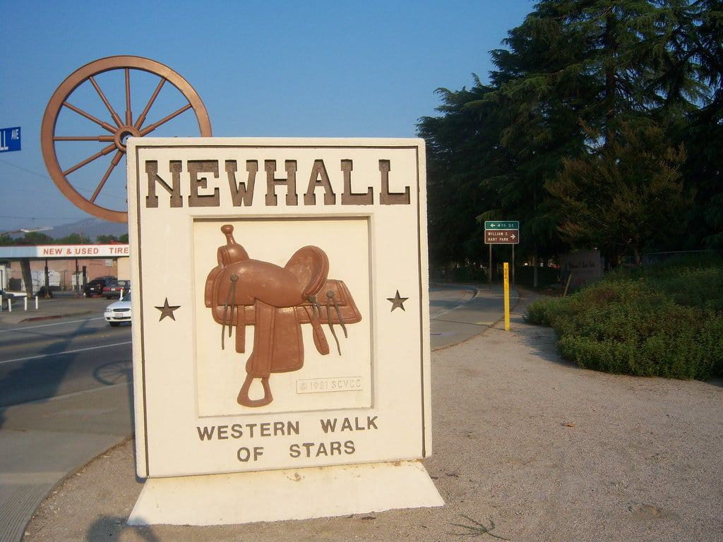 Old Town Newhall