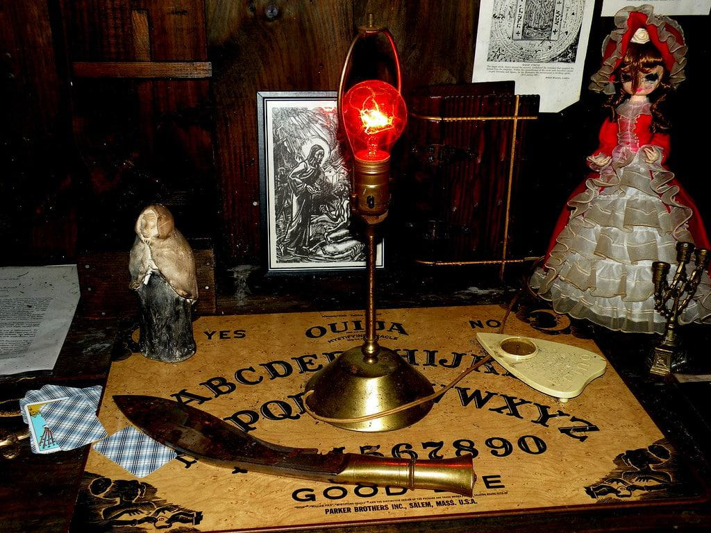 The Warrens' Occult Museum