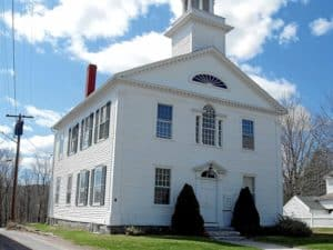 Tolland County Courthouse Museum