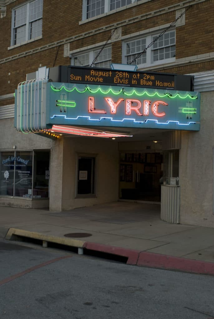 Lyric Theater, Harrison