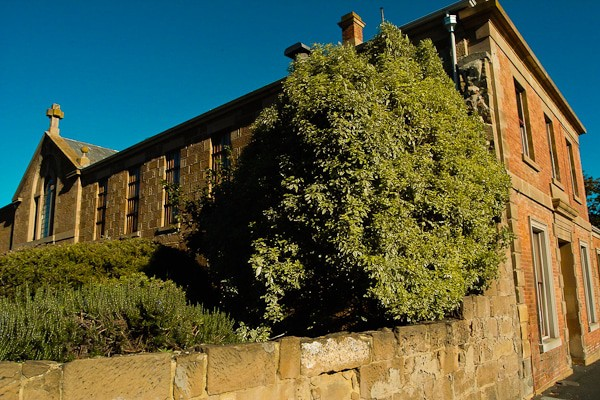 Hobart Convict Penitentiary (Campbell Street Gaol)