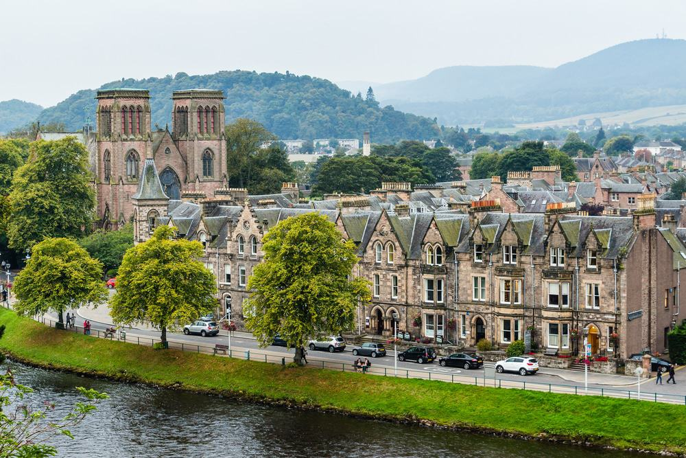 Ardross Terrace Waterfront, Inverness