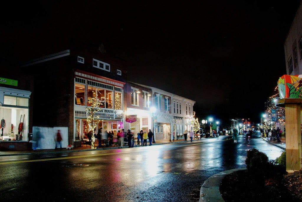 Holiday Stroll, Milford
