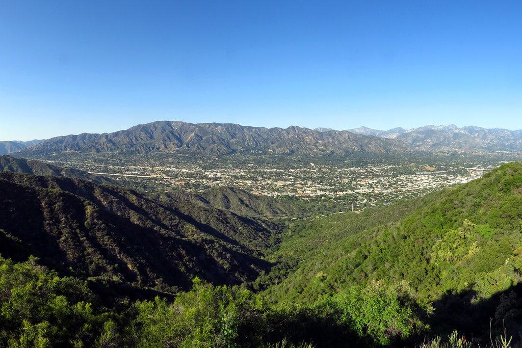 View From Beaudry Loop