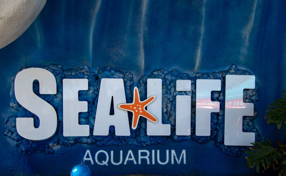 SEA LIFE Aquarium, Carlsbad