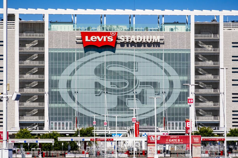 49ers Museum Located In The Levi's Stadium