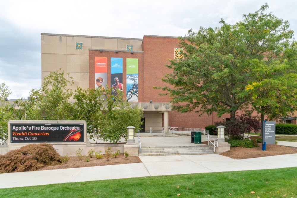 Jorgensen Center for the Performing Arts